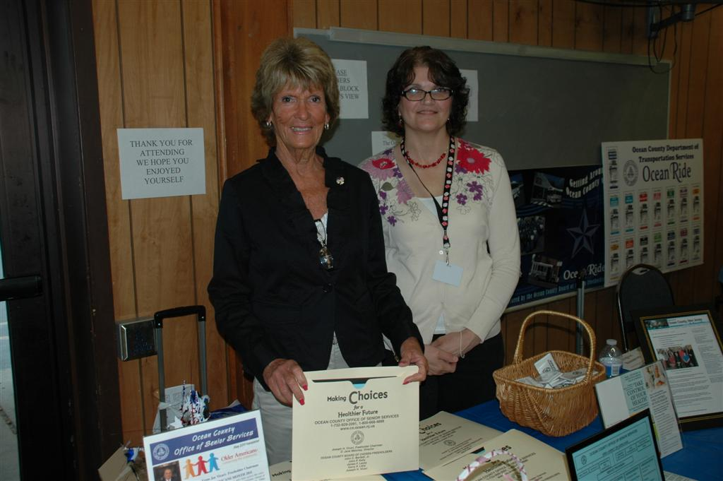 Southern Hospitality : Little Egg Harbor Township rolled out the welcome mat ...