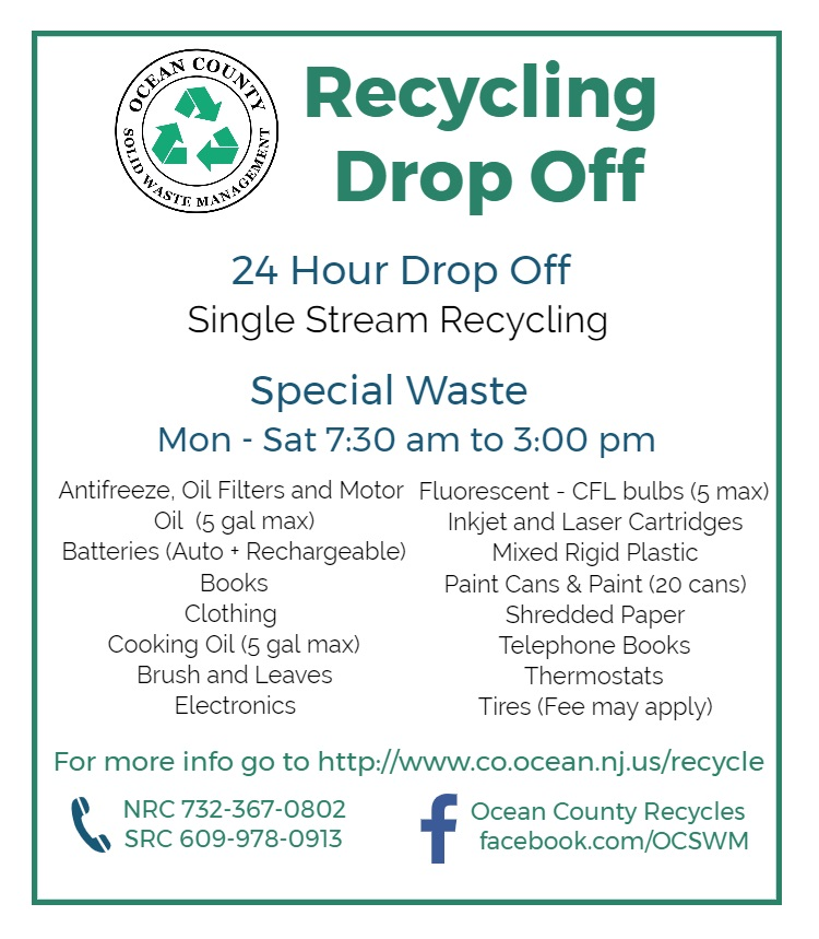 Special Recycling Programs
