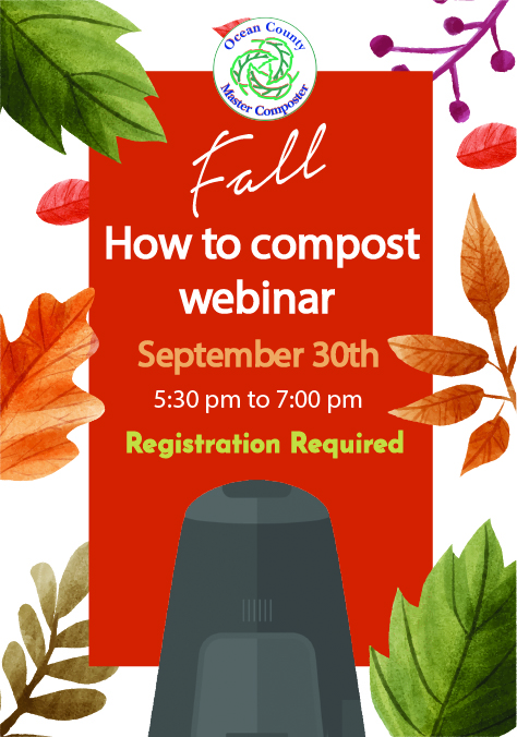 How to compost webinar September 30th, 2020 Webex